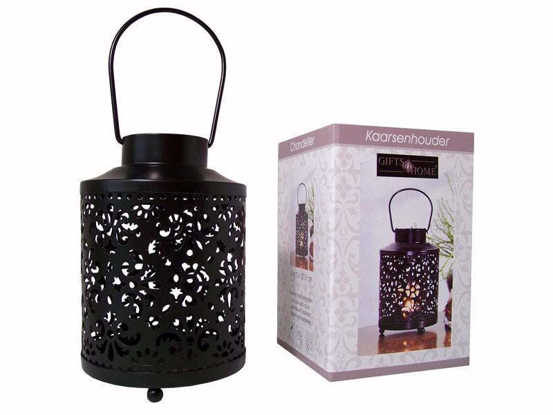 Design lantaarn voor buiten en binnen