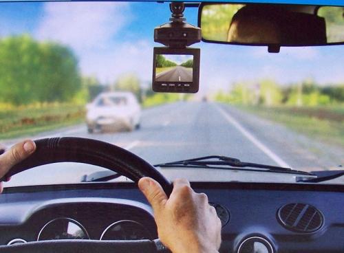 Digitale auto video camera - DASHCAM