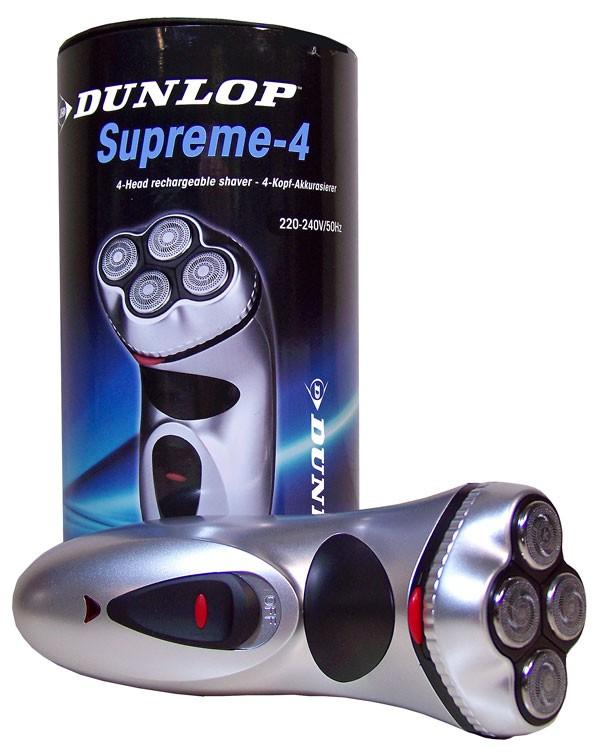 Dunlop 4-kops scheerapparaat