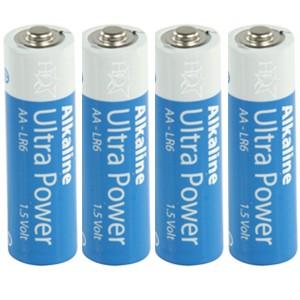 40 stuks AAA batterijen