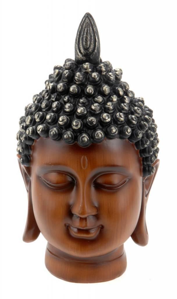 25 cm boeddha hoofd