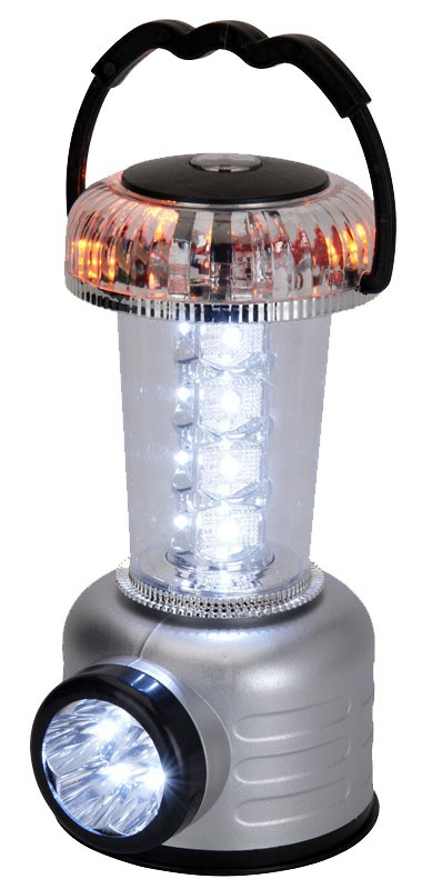 Redcliffs LED campinglamp (3 functies)