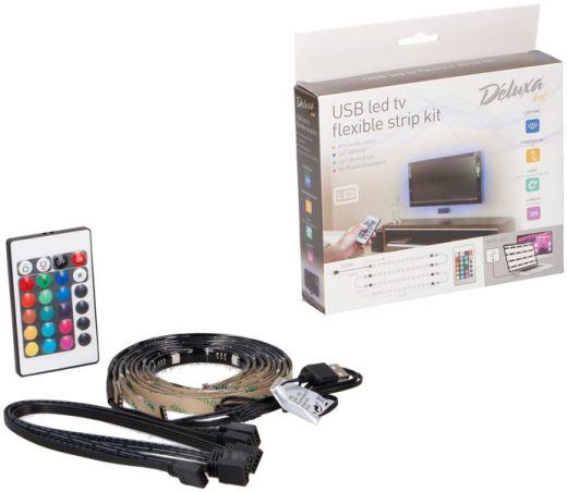 TV Strip LED - met afstandsbediening
