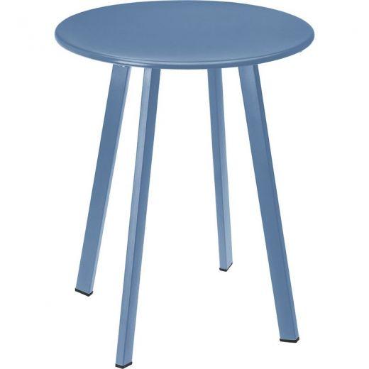 Tafel 40cm - mat blauw