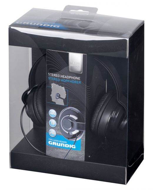 Grundig Stereo hoofdtelefoon (nekband)