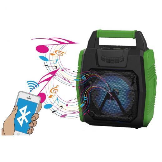 Bluetooth box met verlichting en grandioos geluid