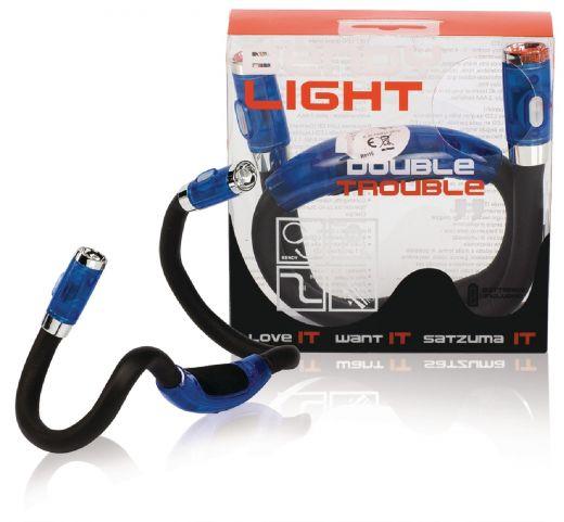 Buiglicht handig voor op camping of avondwandeling