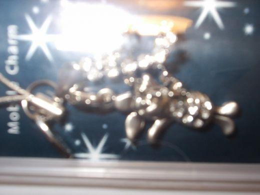 metalen disney sleutel hanger, piggy