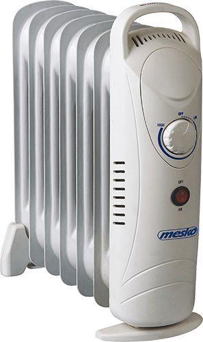 electrische met Olie gevulde mobiele radiator