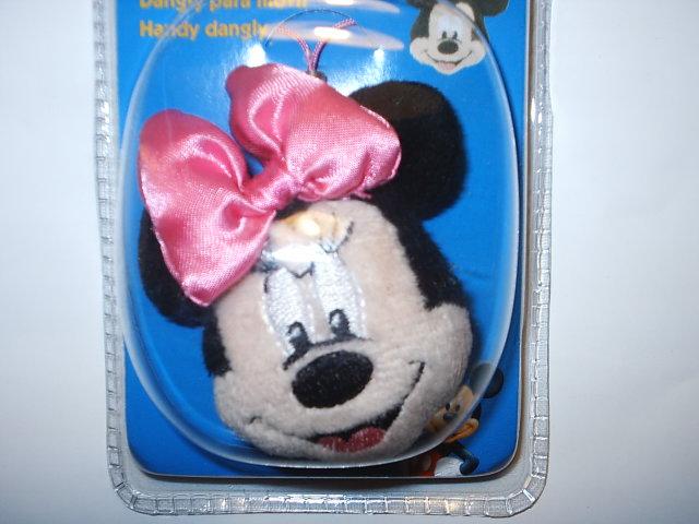 disney sleutel / telefoon / ipod / mp4 speler hanger , minnie mouse