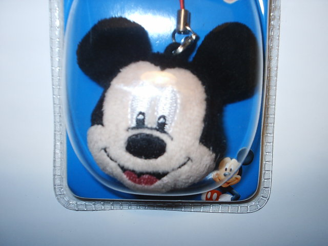 disney sleutel / telefoon / ipod / mp4 speler hanger , mickey mouse