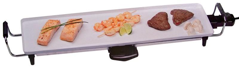 Deluxe Teppan Yaki (keramische) grillplaat XL