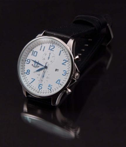 een schitterende Sarzor Classic horloge.