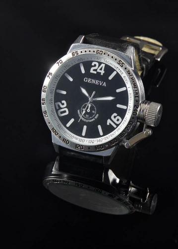 een schitterende Geneva herenhorloge horloge,tachy Z 3415