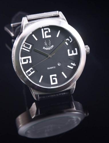prachtig design Sarzor herenhorloge.