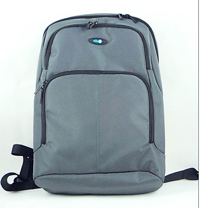 Schitterende stoere zwarte backpack van Ebag