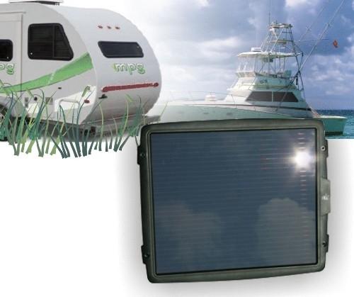 Solar druppellader voor uw auto, motor, etc
