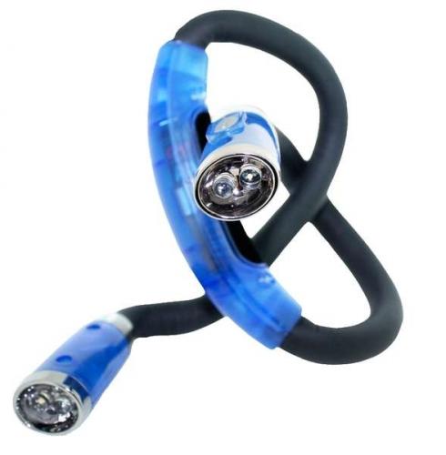 Flexibele buiglicht met LED verlichting