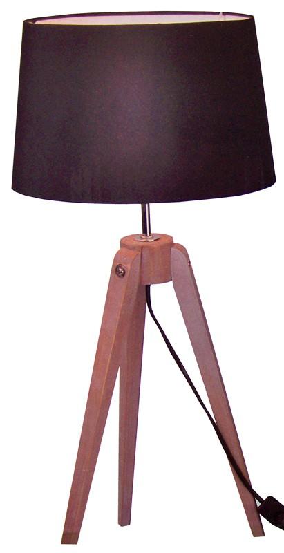 Design tafellamp driepoot Grundig