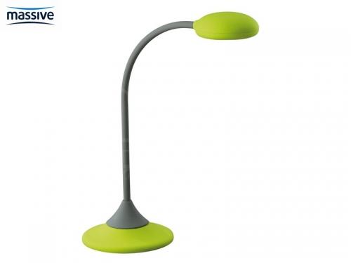 Mooie flexibele bureau- / tafellamp van Massive