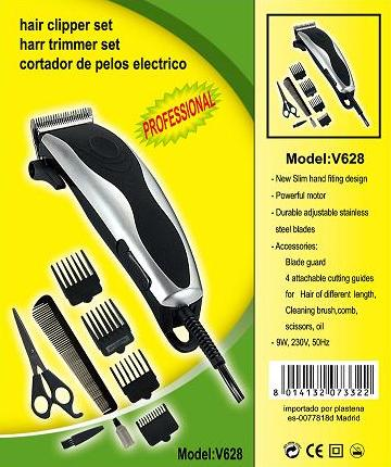 Tondeuse / haar trimmer set