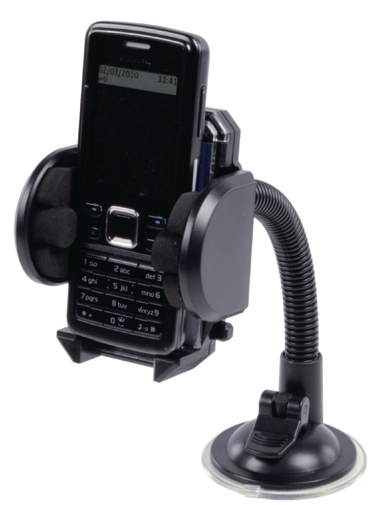 Universele telefoonhouder voor in auto